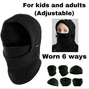 Balaclava Other - ✅ Black face mask/ ski mask for adults and kids